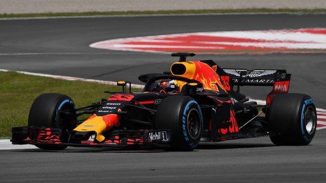 Max Verstappen v pátek v Montrealu exceloval