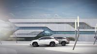 RX L je prvním sedmimístným Lexusem na evropském trhu