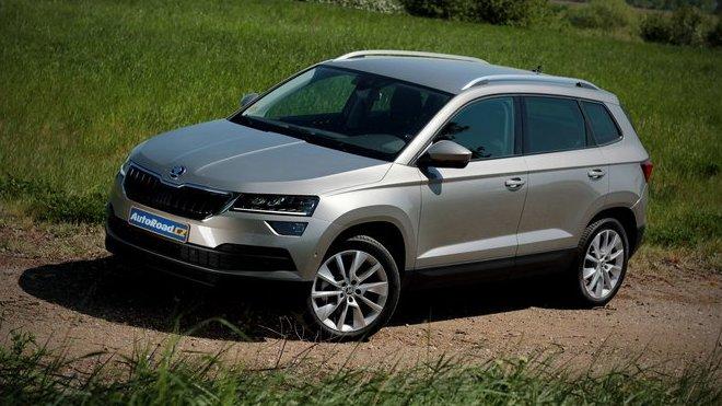Škoda Karoq 1,0 TSI Style