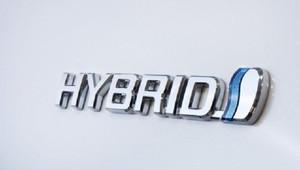 Označení hybridních modelů Toyota