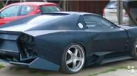 Starší Mitsubishi GTO se proměnilo v repliku Lamborghini Reventon