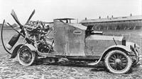 Unikátní obrněné vozidlo Sizaire-Berwick