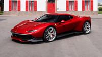 Ferrari SP38: žhavá novinka z Maranella je určena jedinému šťastlivci - anotační foto