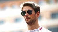 Romain Grosjean neujel v kvalifikaci ani metr