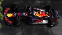 Daniel Ricciardo získal v Monaku celkem očekávané pole-position