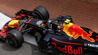 Nejrychlejší kolo Velké ceny Monaka zajel Verstappen startující z posledního místa - anotační foto