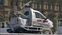Nový postrach Sibiře? Ruská armáda se pochlubila strojem, který zima nezaskočí - anotační foto
