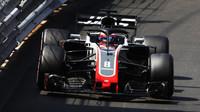 Romain Grosjean skončil ve Velké ceně Monaka na 15. místě, letos nezískal ještě ani bod