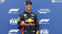 Ricciardo potvrdil skvělou formu Red Bullu, konečně vyhrál v Monaku - anotační foto