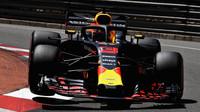 Daniel Ricciardo v kvalifikaci v Monaku překonal absolutní rekord městského okruhu
