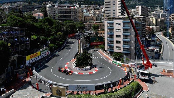 Daniel Ricciardo vyhrál závod v Monaku i bez MGU-K