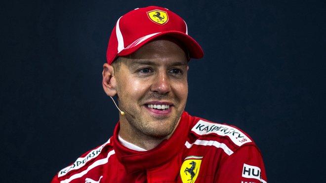 Sebastian Vettel se na Velkou cenu Kanady těší