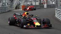 Daniel Ricciardo s Red Bullem má po Monaku letos na kontě stejný počet vítězství jako Ferrari či Mercedes