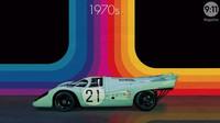 Porsche představilo nejikoničtější model z každé dekády své historie