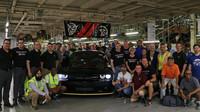 Poslední vyrobený Dodge Challenger SRT Demon
