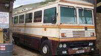Obrněný autobus Margaret Thatcherové je posledních několik let na prodej