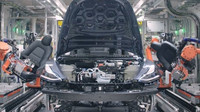 Výroba Tesly Model 3