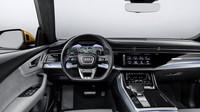 Interiér: První snímky nové Audi Q8 unikly na internet ještě před premiérou