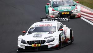 Brands Hatch: Di Resta se udržel před Paffettem a slaví nedělní vítězství - anotační obrázek