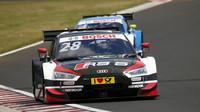 Loïc Duval by si samozřejmě přál, aby byla Audi konkurenceschopnější v kvalifikacích