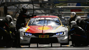 Farfus: BMW letos v DTM jednoduše není tak rychlé jako Mercedes. - anotační obrázek