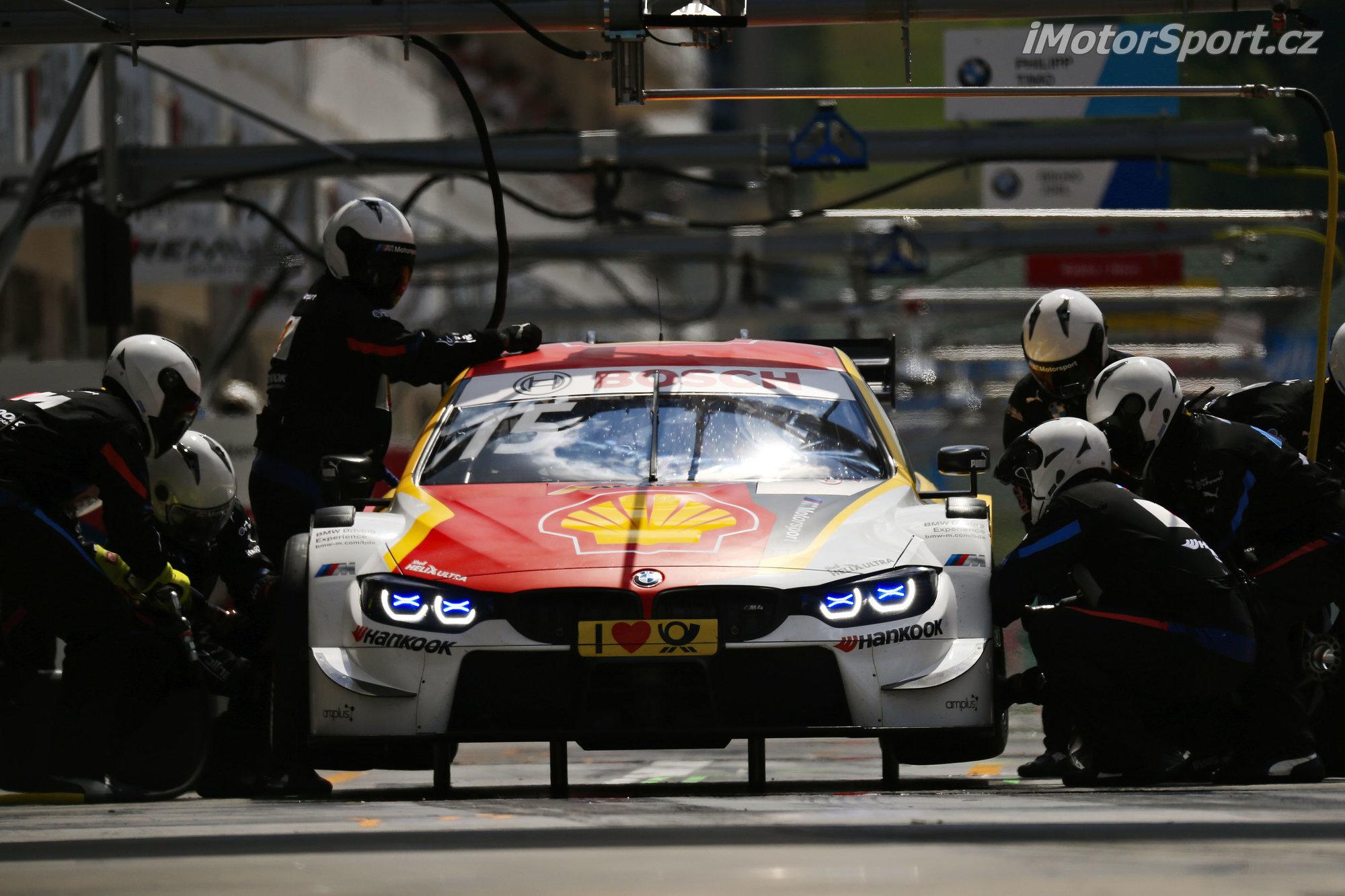 Augusto Farfus zajel minulý víkend na Brands Hatch nejlepší závod sezony