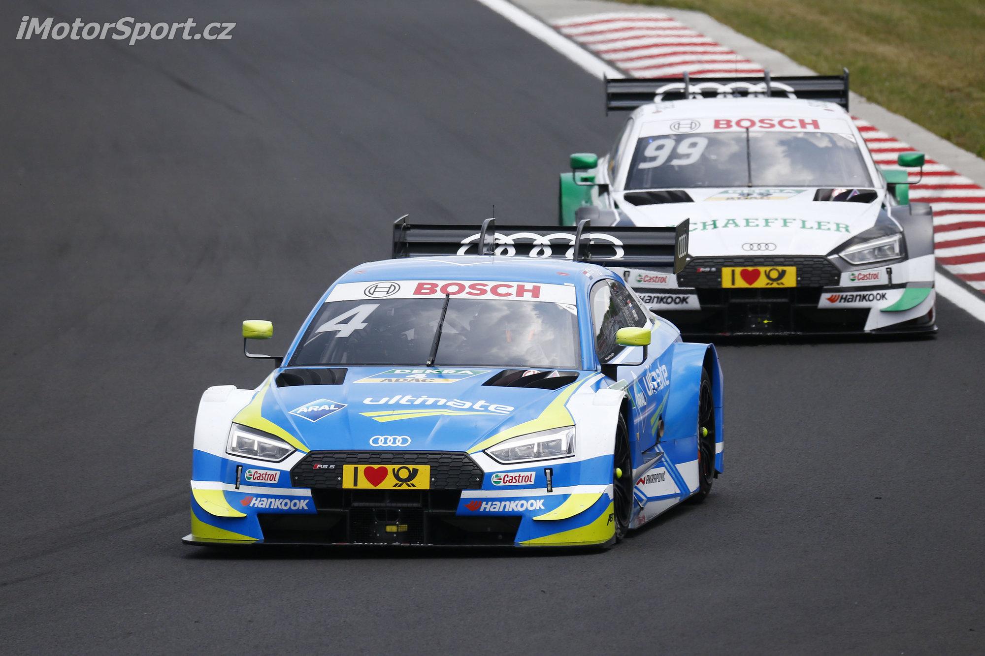 Audi nic nemění ani na rozložení jezdců v jednotlivých týmech