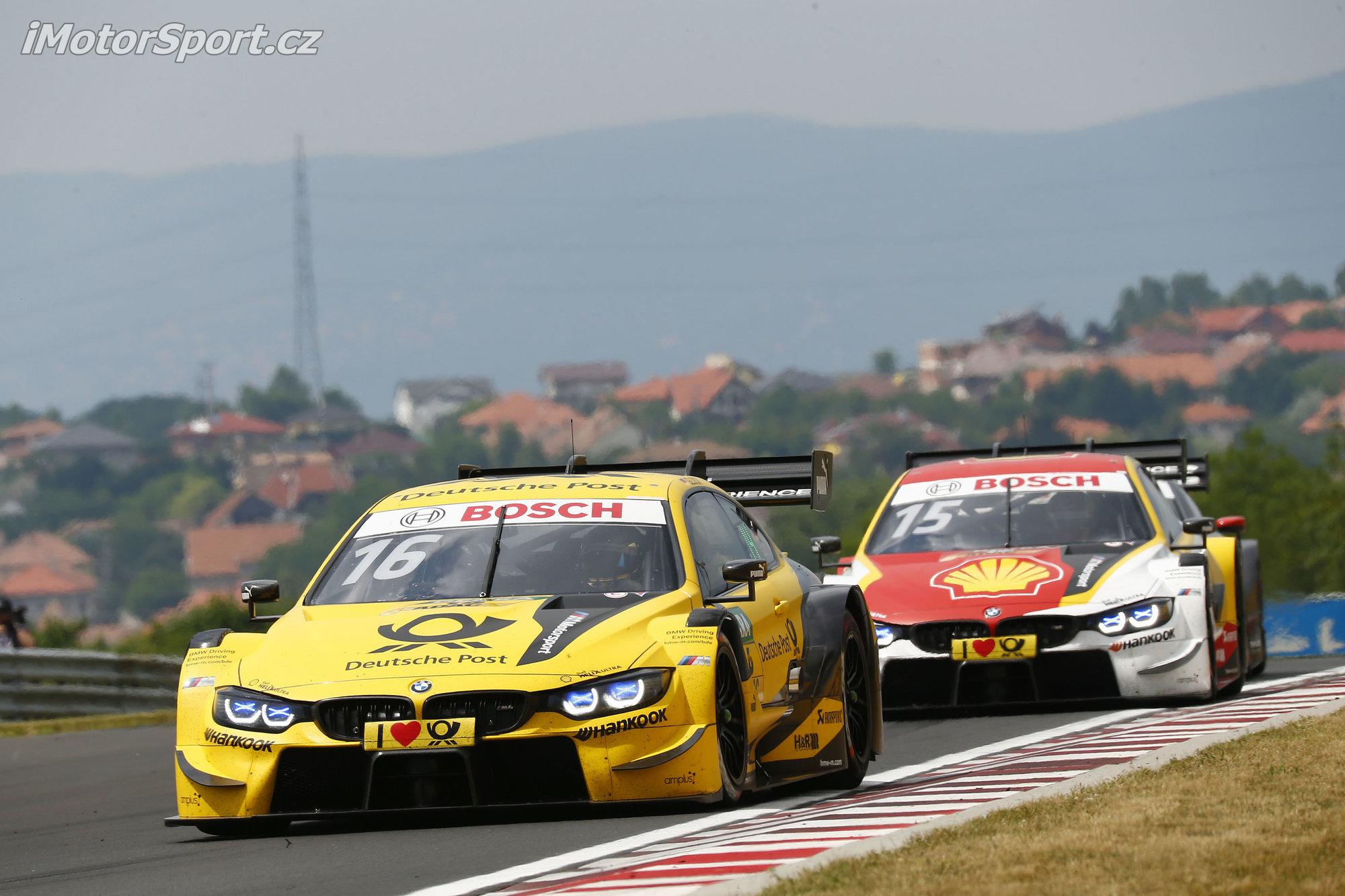 Většina jezdecké sestavy BMW pro příští sezonu DTM je známá