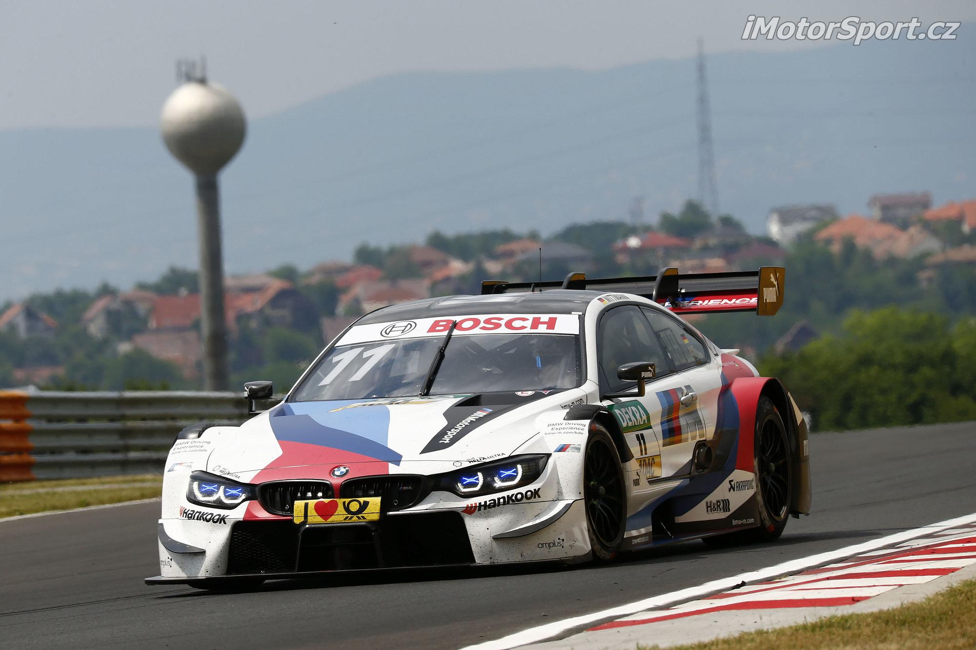 Marco Wittmann je hlavní hvězdou v jezdeckém kádru BMW