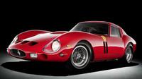 Nejdražší prodané Ferrari 250 GTO je na váhu cennější než zlato