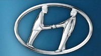 Logo automobilky Hyundai