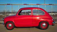 """Fiat 600 """"Angry Mosquito"""""""