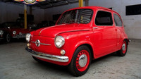 "Fiat 600 ""Angry Mosquito"""