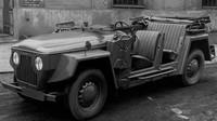 Škoda 1101 VO/P - přezdívaný bojový Tudor