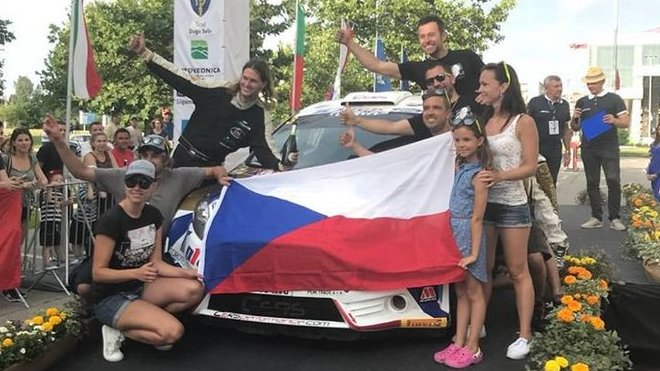 Ina Delta Rally (CRO)