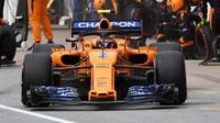 Boullier vysvětluje, proč se McLaren chce i nadále soustředit na vývoj letošního vozu - anotační obrázek