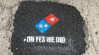 Společnost Domino's Pizza se pustila do masivních oprav výmolů