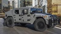 NXT 360 je nástupcem legendárního Humvee