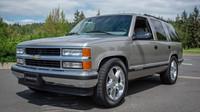 Chevrolet Tahoe s osmiválcem LS9 je dokonale nenápadným SUV s monstrózním výkonem