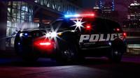 První snímky Ford Police Interceptor Utility modelový rok 2020