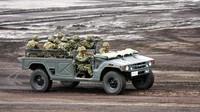 Toyota Mega Cruiser ve službách japonské armády