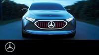 Mercedes-Benz koncept EQA