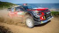 Ostberg se může těšit na dalších pět soutěží s Citroënem