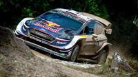 Rally Wales GB: Ogier vítězí ve Walesu o 10 vteřin před Latvalou - anotační obrázek