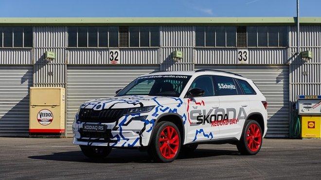 Škoda Kodiaq RS