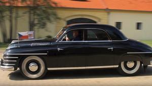 Škoda VOS? Obrněný speciál komunistických papalášů jezdil po kolejích rychleji než na silnici - anotační obrázek