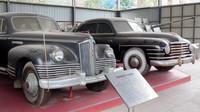 ZiS-115 a Škoda VOS v čínských sbírkách (autor: Morio)