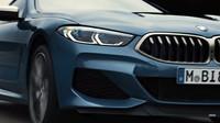 New BMW 8-series