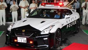 Godzilla v policejních garážích? Kriminálníci teď nebudou mít šanci - anotační obrázek