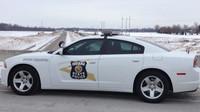 Policejní vozidlo Indiana State Police